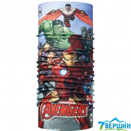 BUFF® SUPERHEROES JUNIOR ORIGINAL avengers assemble multi (BU 113307.555.10.00) - интернет магазин 7вершин