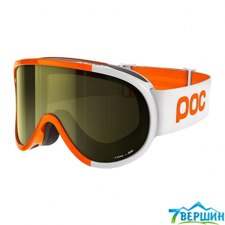 Маска POC Retina Comp Zink Orange (POC PC405141205ONE1) - интернет магазин 7вершин