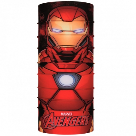 BUFF® SUPERHEROES JUNIOR ORIGINAL iron man  (BU 121595.425.10.00) - интернет магазин 7вершин