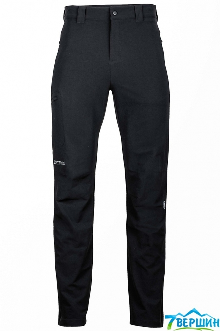 Штаны мужские Marmot Scree pant Long black р.28 (80950L.001) - интернет магазин 7вершин