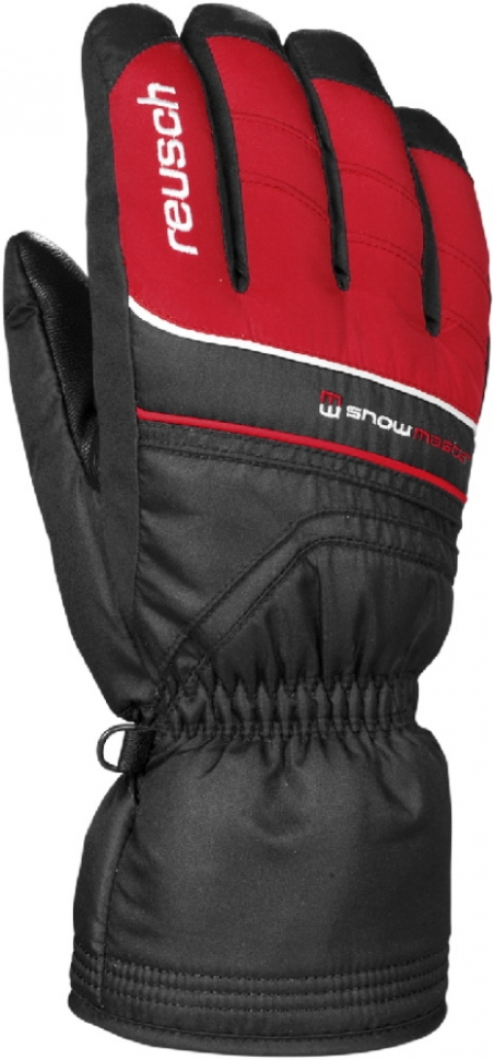 Перчатки Reusch Snowmaster fire red/black (RH 4201125.302) - интернет магазин 7вершин