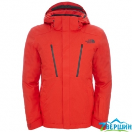 Мужская горнолыжная куртка The North Face  M Ravina Jacket Fiery Red (TNF T92TXU.15Q)