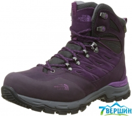 Женские треккинговые ботинки The North Face W Hedgehog TREK GTX wine/violet (TNF T92UX2.RBR)