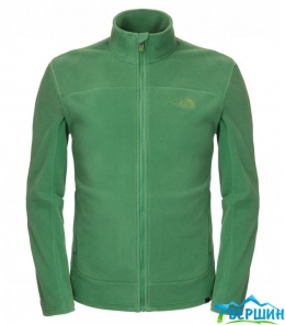 Мужская флисовая кофта The North Face Men's 100 Glacier Full Zip sullivan green (TNF T0A6KX.EU2)