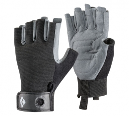 Рукавички без пальців Black Diamond Crag Half-Finger Black (BD 801859.BLCK)