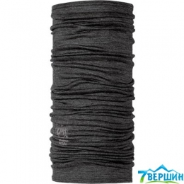BUFF LIGHTWEIGHT MERINO WOOL  grey (BU 100202.00)