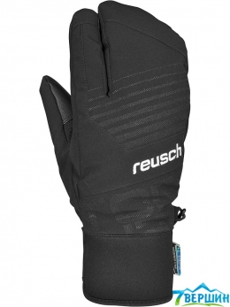 Горнолыжные варежки Reusch Torbenius R-tex XT Lobster black melange (4501722.722)