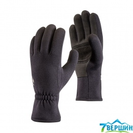 Рукавички унісекс Black Diamond Midweight Screentap Gloves black (BD 801036.BLAK)