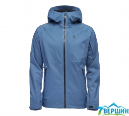 Чоловіча гірськолижна куртка Black Diamond Boundary Line Insulated Jacket Astral Blue (BD 746060.4002)