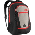 Рюкзак The North Face Pivoter  black/fiery red