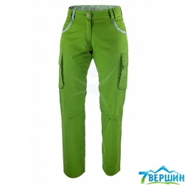 Женские штаны Warmpeace W Lorna Pants Green (4264)