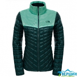 Жіноча утеплена куртка The North Face W ThermoBall ™ Full Zip Jacket spruce / ice green (T0CUC6.MRW)