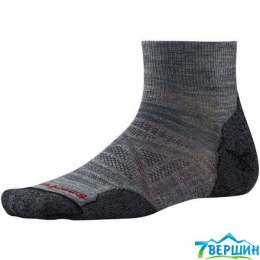 Термошкарпетки Smartwool Men's PhD Outdoor Light Mini Medium Gray (SW 01066.052)