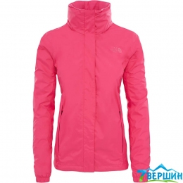 Куртка TNF Women's Resolve 2 Jacket  pink (TNF T92VCU.79M)