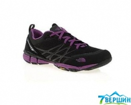 Кроссовки The North Face Ultra Kilowatt W tnf black/byzantium purple  p.39
