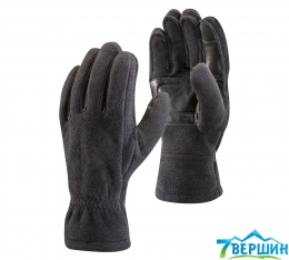 Чоловічі рукавички Black Diamond Midweight Fleece Gloves black (BD 801.029)