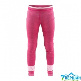 Детские термолосины Craft Fuseknit Comfort Pants Junior fantasy/misty (Cr 1906634.B20705)
