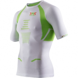 Термофутболка X-bionic Trick Running Shirt Short Sleeves Man (O100049.W091)