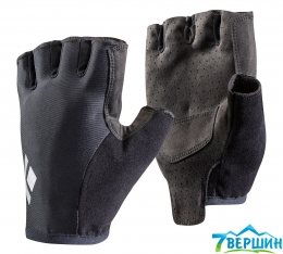 Надлегкі  рукавички Black Diamond Trail Gloves Black (BD 801737.BLAK)