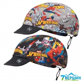 BUFF® SPIDERMAN CAP kaboom multi/grey (BU 117288.555.10.00)