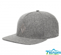Тепла кепка Black Diamond Wool Trucker Hat Ash, One Size (BD TN0E.030)