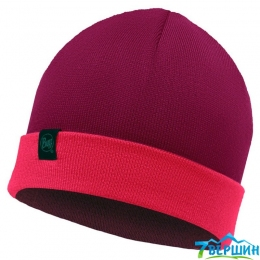 BUFF Knitted Hat Dub amaranth purple (BU 116015.629.10)