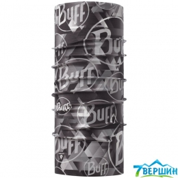 BUFF THERMONET tip logo grey (BU 115241.937.10.00)