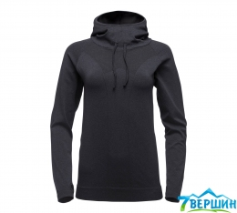 Кофта жіноча Black Diamond CRUX HOODY W Carbon (BD 752120.0003)
