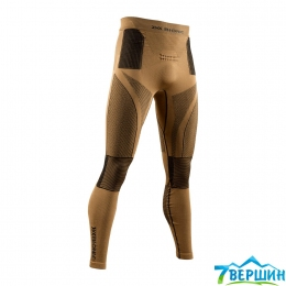 Термоштани чоловічі X-bionic Radiactor 4.0 pants men gold / black (RA-WP05W19M.S001)