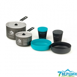 Набор посуды Sea To Summit Alpha Pot Set 2.2 L (STS APOTACKSET2.2) grey