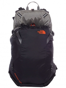 Рюкзак The North Face Snomad Tour black/acrylic orange 36 L (TNF T0CA6H.Z4W)
