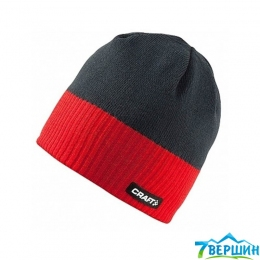 Шапка Craft Bormio Hat Asphalt / Flumino (Cr 1903622.2995)