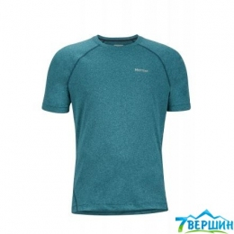 Футболка Marmot Accelerate SS deep teal heather р.S (MRT 53550.4665-S)