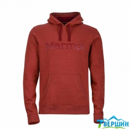 Худи Marmot M Hoody retro red heather p. XL (MRT 53640)