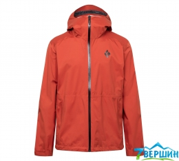 Чоловіча штормова куртка Black Diamond M Stormline Strech Rain Shell Red Rock (BD CDT0.6019)