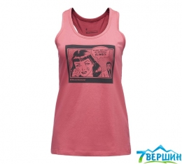 Женская майка Black Diamond W Boyfriend Tank Wild Rose (BD 730007.6012)