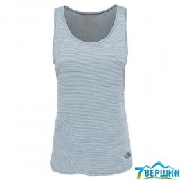 Майка женская The North Face W Motivation Stripe tank black heather (TNF T92V9C.KS7) Размер S