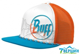 Кепка BUFF® TRUCKER CAP starky multi (BU 117801.555.10.00)