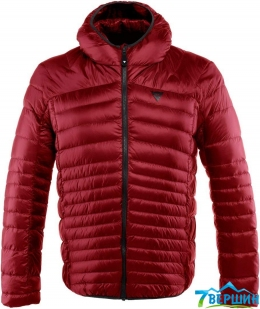 Мужская пуховая куртка Dainese Packable Downjacket Man chili pepper (4749457.Y44)
