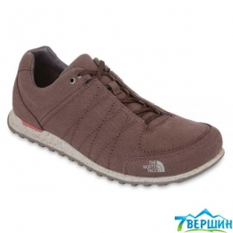 Кроссовки The North Face Hedgehog Mountain Sneaker brown/red (T0CLV1AZL)