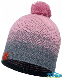 Шапка BUFF Knitted Hat Mawi Lilac Shadow (BU 2010)