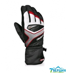 Перчатки  Reusch Killian R-TEX XT black/fire red (RH 4201220.705)