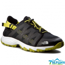 Кроссовки The North Face M Litewave Amphibious black/ white (TNF T0CXS6.KY4)