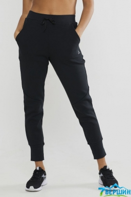 Спортивні штани жіночі Craft District Crotch Sweet Pants Woman black (Cr 1907198.999000)