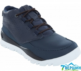 Мужские кроссовки The North Face M Edgewwod Chukka urban navy/white (T93317.M6S)