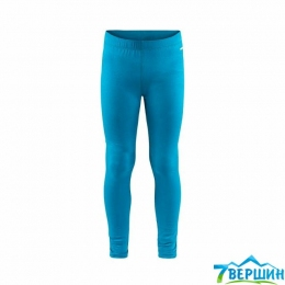 Дитячі термоштани, термобілизна Craft Essential Warm Pants Junior zen (Cr 1906632.658000)