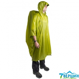 Пончо Sea To Summit PONCHO 15D Lime (STS APONSTD15DLI) lime
