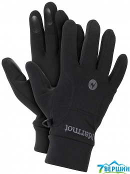 Перчатки Marmot Power Stretch Glove Black (15580.001)