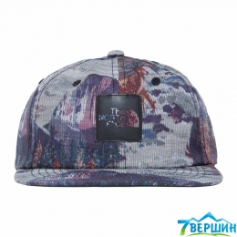 Кепка The North Face Pack Unstructed Hat р. OS (Darkest Spruce Yosemite Sofa Print)