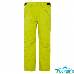 Штани The North Face Presena Pant venom yellow XL